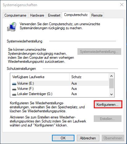 Computerschutz