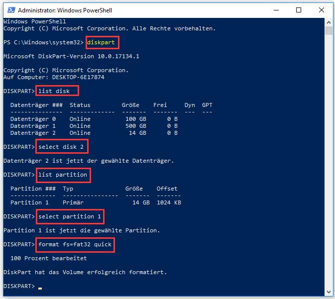Sd Karte Formatieren Fat32.Format Der Raspberry Pi Sd Karte In Fat32 Umformatieren Update 2018