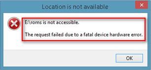 Die Lokation ist nicht verfügbar