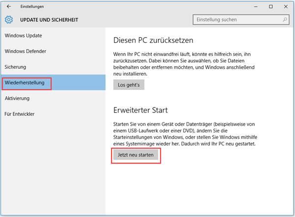 Windows 10 Datenschonend Und Kostenlos Reparieren Minitool Software Ltd