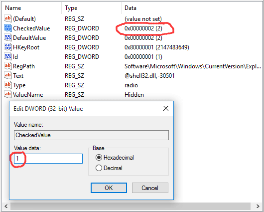 versteckte ordner anzeigen windows 10