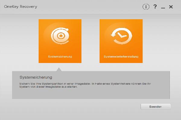 gel st lenovo onekey recovery funktioniert nicht windows 10 8 7