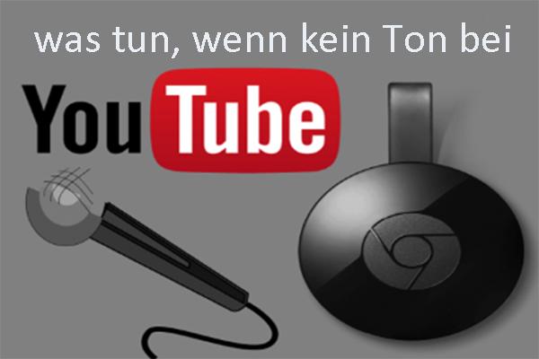 Youtube Kein Ton