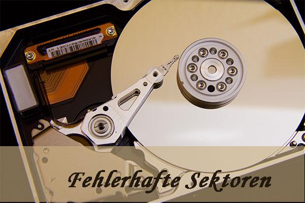 Kann Man Fehlerhafte Sektoren Dauerhaft Von Der Festplatte Entfernen