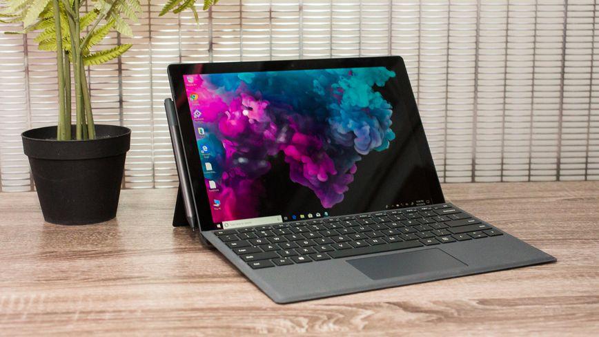 Surface Pro soft reset