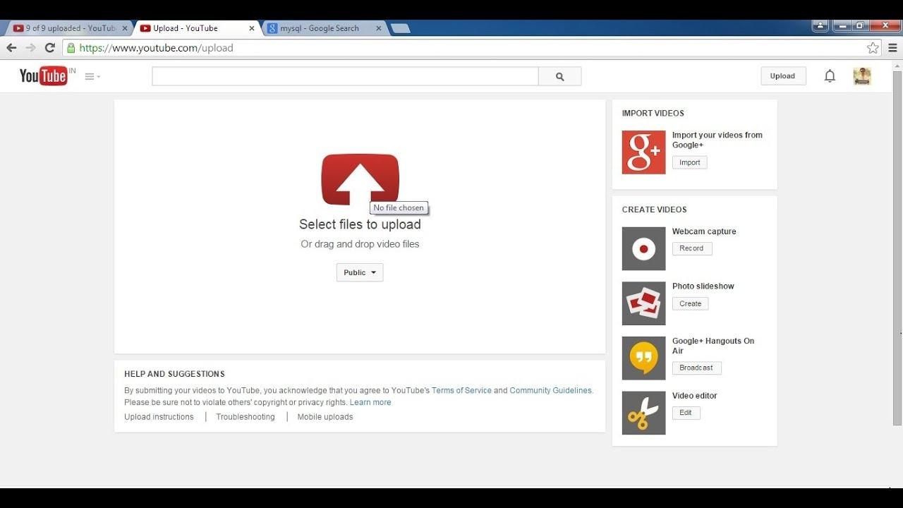 Youtube Konto Hinzufügen