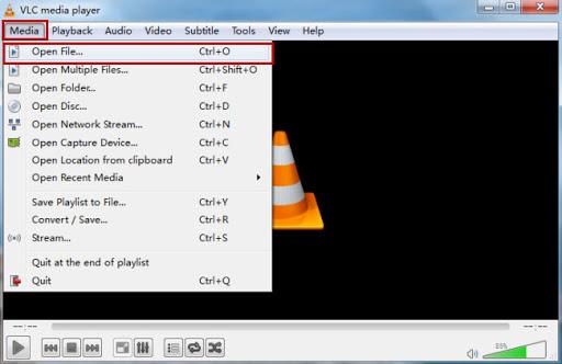 MOV-Dateien zuerst importieren