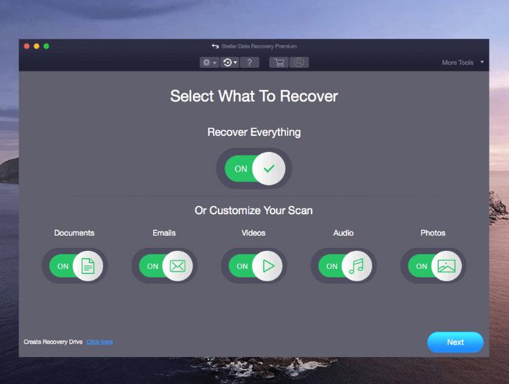 MP4-Datei auf dem Mac wiederherstellen