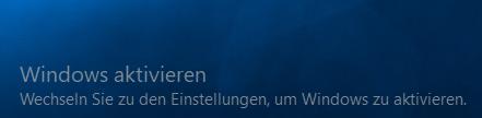 Windows 10 Aktivieren Kostenlos