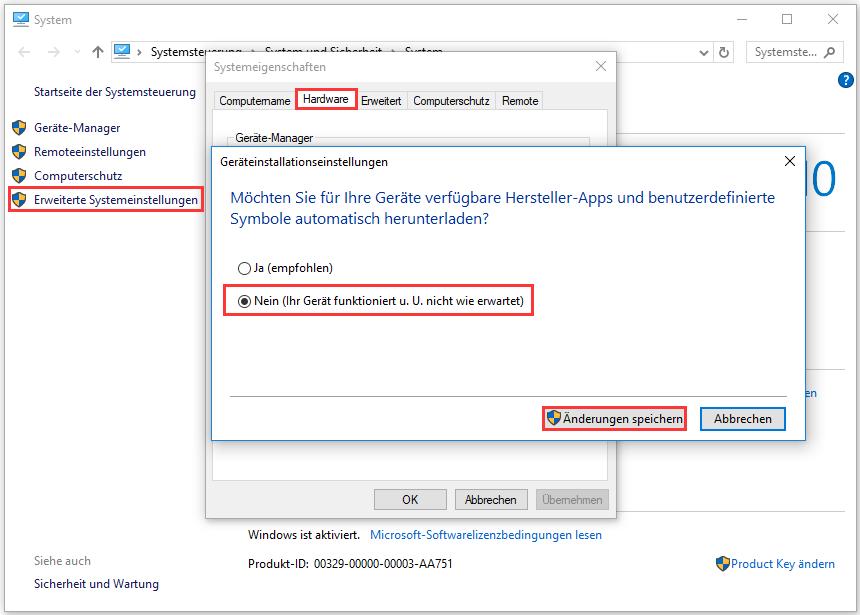 Windows 10 Treiber Update Deaktivieren